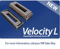 Velocity™ L Expandable Interbody Device