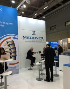 Medovex Corporation Initiates Forward Integration-Direct Sales Operations Strategy on Heels of Initial Strong Sales Opportunity in Key German Market