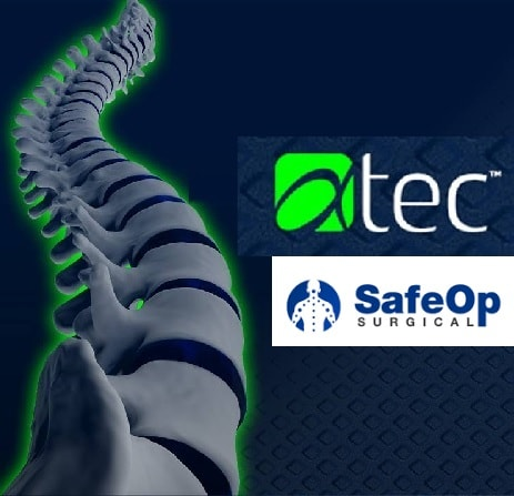 Alphatec Spine Disrupts Market With Acquisition Of Safeop Surgical 50m Equity Financing And