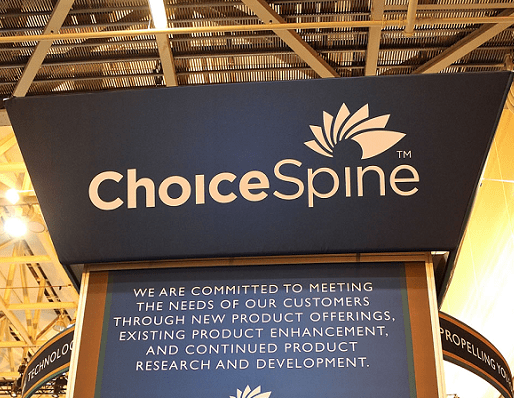 CHOICE SPINE